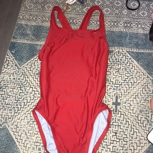 women's nike one piece swimsuit